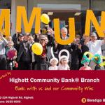 Bendigo Bank Highett
