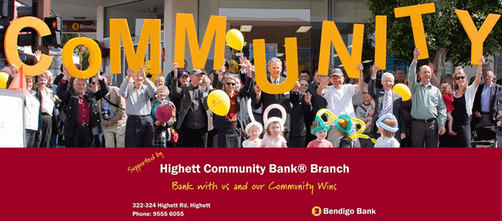 Bendigo Bank Highett
