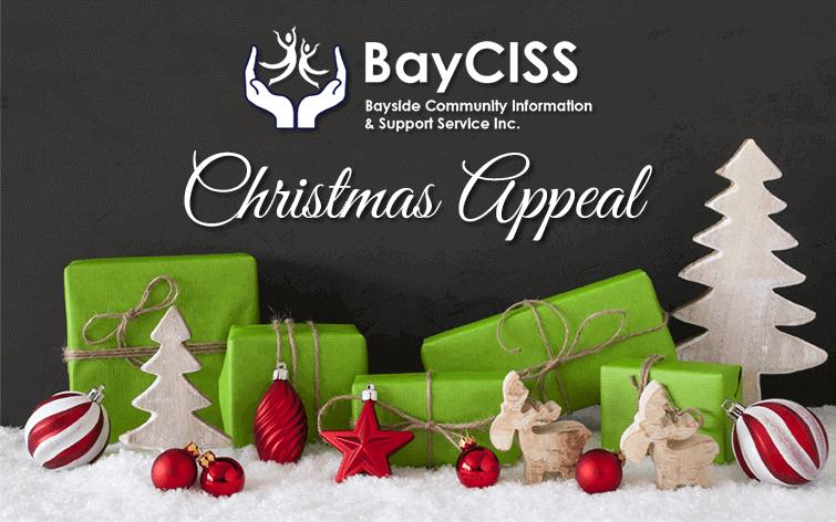 BayCISS Christmas Appeal